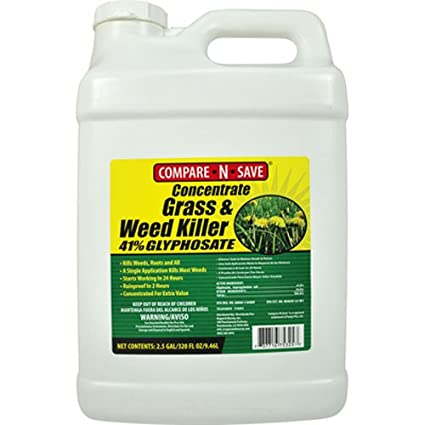 Amazon Compare N Save Concentrate Grass And Weed Killer 41