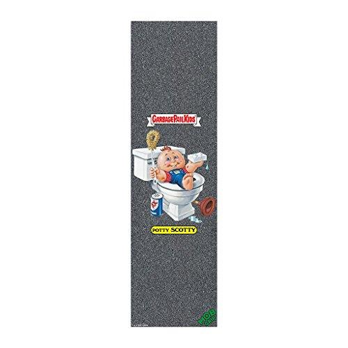 Mob スケートボード グリップテープ ガベージ ペール キッズ ポッティ スコッティ グリップ テープ シート 9インチ x 33インチ
