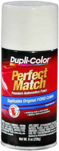 Dupli-Color EBFM03847 Pure White Ford Exact-Match Automotive Paint - 8 oz. Aerosol