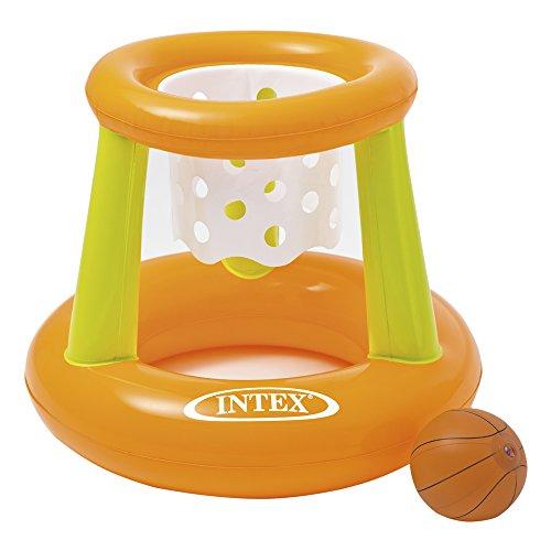 Intex Wasserspiel Floating Hoops, Mehrfarbig, Ø 67 x 55 cm