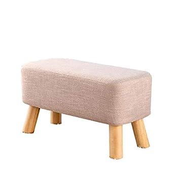 stool Tuch ändern Schuhe Hocker Sofa Hocker Massivholz kleine Bank tragen Schuhe Hocker Bekleidungsgeschäft Mode Bank