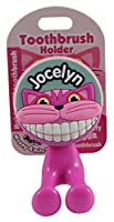 "John Hinde My Name ""Jocelyn"" Toothbrush Holders"