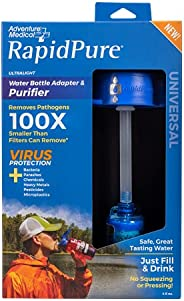 Rapid Pure 0160-0130 Universal Purifier Bottle Adapter