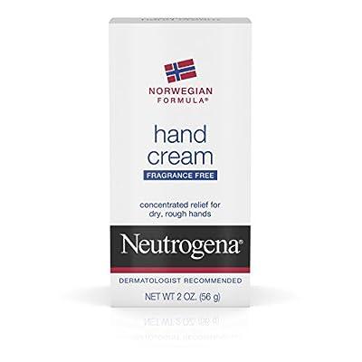 Neutrogena Norwegian Formula Fast Absorbing Hand Cream