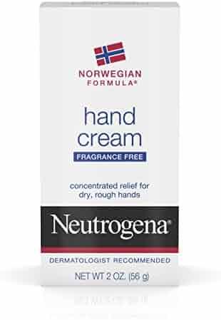 Neutrogena Norwegian Formula Hand Cream Fragrance Free, 2 Oz