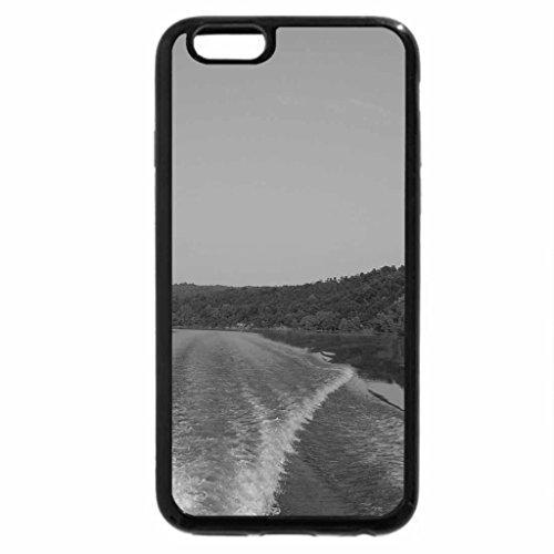 iPhone 6S Case, iPhone 6 Case (Black & White) - Sava River 3
