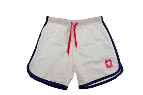 Abbigliamento Basket Nuovo Pantaloncini Bianco Converse zawHn8ZqY8