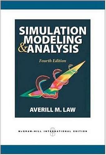Simulation Modeling And Analysis Pdf