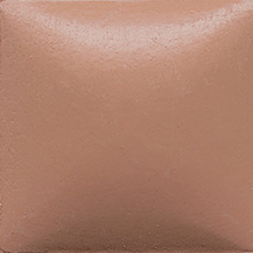 Duncan Bisq-Stain Opaque Acrylics - OS 531 - Rosy Tan - 2 Ounce (Bisq Bisque)