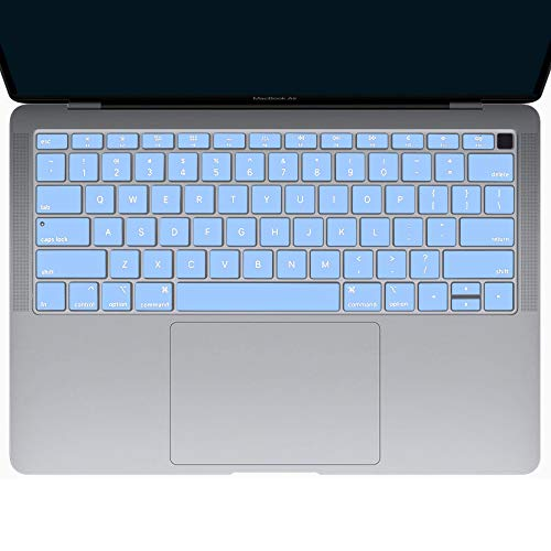 (ProElife Premium Keyboard Cover Ultra Thin Silicone Keyboard Protective Skin for New Apple MacBook Air 13