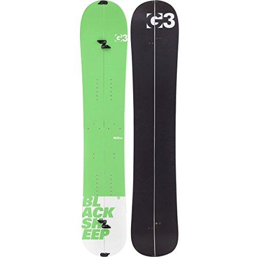 168cm Snowboard (G3 BLACKSHEEP Splitboard, 168cm, 6596)