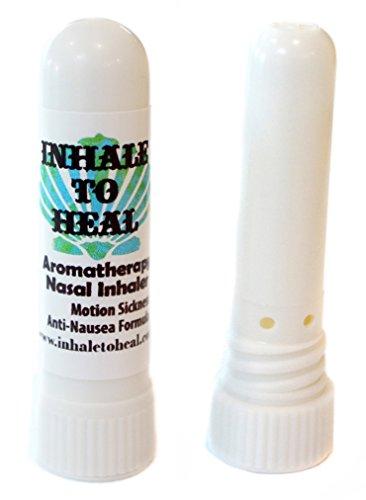 Inhale Heal Sickness Anti nausea Aromatherapy