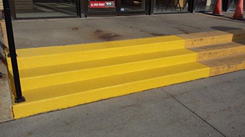 Tuff Grip - Antislip Paint Coating (Safety Yellow) by SlipDoctors (Image #5)