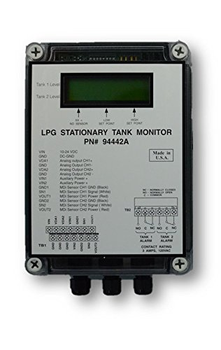 Micro Design, Inc , LPG Stationary Tank Monitor, STM94442A - Lpg Supply