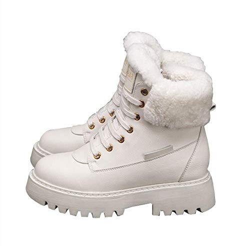 AGECC Damen Stiefel Bequeme Schöne Durable Ma Dingxue, EIN Mädchen Mit Schneestiefel Und Baumwolle Schuhe B07JKSHLGT Tanzschuhe Für Ihre Wahl