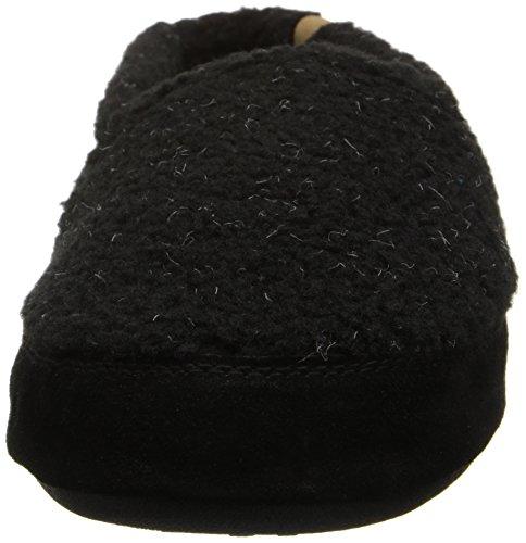 Mocassins Slip-on Acorn Mens Moc, Berbère Noir, Xxx-large / 16-17 M Us