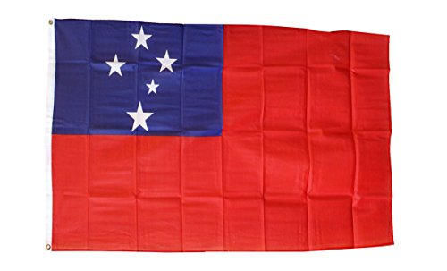 Samoa - 3' x 5' Polyester World Flag