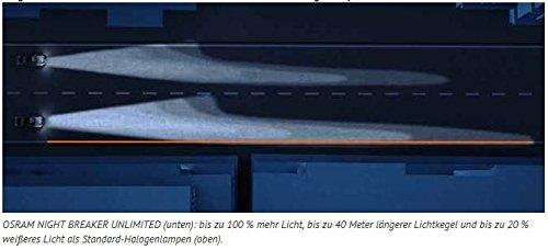 W5W Cool Blue Intense Osram NightBreaker Unlimited HB3