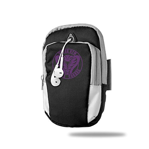 [Dodgeball Globo Gym Purple Cobras Cool Pockets For Outdoor SportS] (Globo Gym Halloween Costumes)