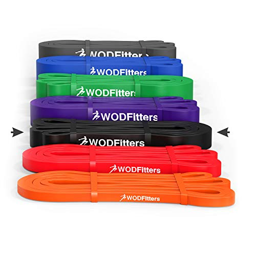 New WODFitters Foam Roller Trigger Point Massage Recovery MobilityBlack Red