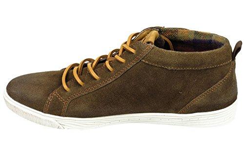 bugattiBugatti Herren Stiefel - Zapatos Derby Hombre Marrón - marrón