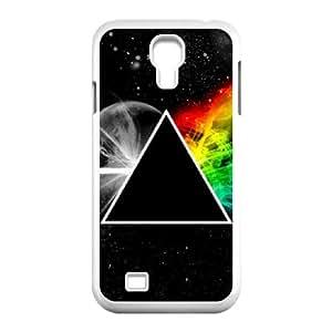 Samsung Galaxy S4 9500 Cell Phone Case White Pink Floyd QD9349908