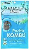 Emerald Cove Silver Grade Pacific Kombu (Dried Seaweed), 1.76 Ounce Bag