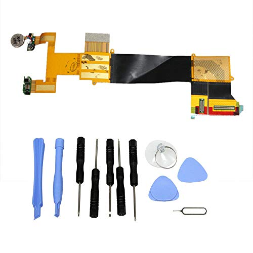 Charging Port Priv Slide Replacement Flex Cable Ribbon Fit for BlackBerry
