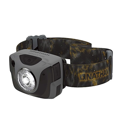 Nathan Nebula Fire Crossover Headlamp, Steel Grey ()