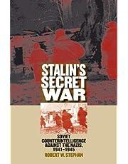 Stalin's Secret War: Soviet Counterintelligence Against the Nazis, 1941-1945