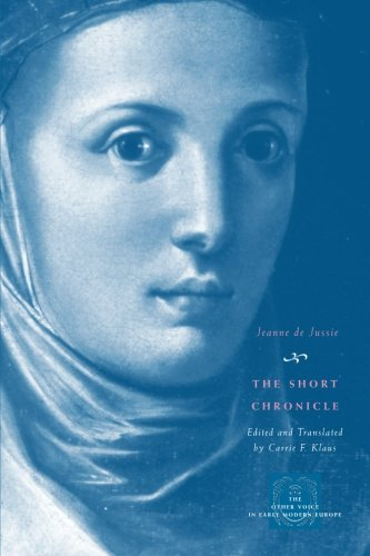 The Short Chronicle (The Other Voice in Early Modern Europe)