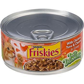 Friskies Canned Cat Food Grain Free