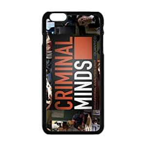 Criminal Minds Fashion Comstom Plastic case cover For Iphone 6 Plus