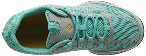 Columbia Ventrailia Razor - Zapatillas de running Mujer Verde (Vert 356)
