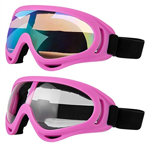 LJDJ Motorcycle Goggles Glasses