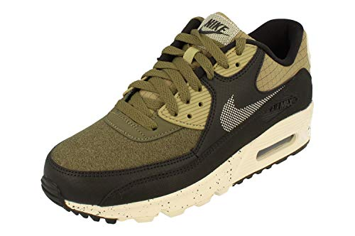 low priced a220c 37a53 Nike Air Max 90 Premium Mens Running Trainers 700155 Sneakers Shoes (UK 5.5  US 6