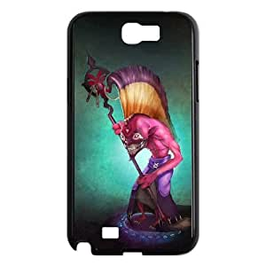 Samsung Galaxy N2 7100 Cell Phone Case Black Defense Of The Ancients Dota 2 DAZZLE 007 LWY3546463KSL