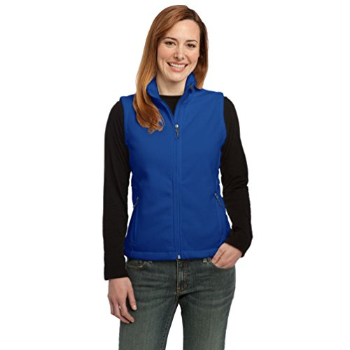 Port Authority Ladies Value Fleece Vest, True Royal, 4XL