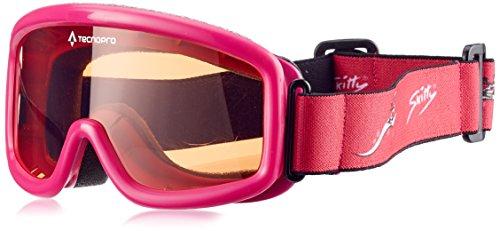 TECNO PRO skitty Lunettes de ski rosa