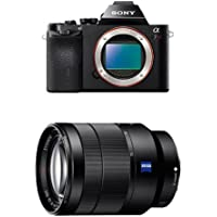 Sony a7R Full-Frame Interchangeable Digital Lens Camera - Body Only w/ 24-70mm