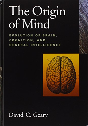Origin of Mind: Evolution of Brain, Cognition, and General Intelligence