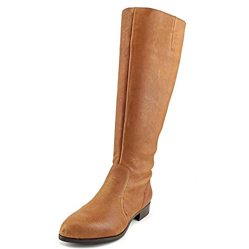 Botte Nicolah West Cognac Cuir Nine wqfR6F7xc
