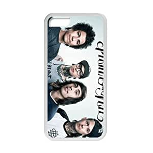 Clear PIERCE THE VEIL Nupro Lightweight Protective Cover for iPhone 5C
