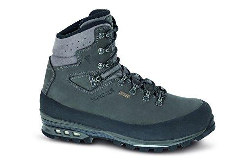 Boreal Kovach-Chaussures de VTT pour homme, gris, Taille 6
