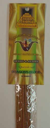 Quetzalcoatl (Dragon's Blood) - Incense Magical Wand - Ancient Aromas