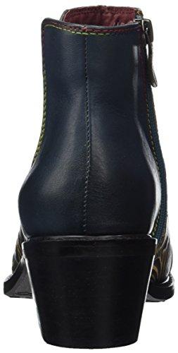 Grigio Chelsea Taupe 15 Stivali Vita Donna Laura Alessandra IYPqxff
