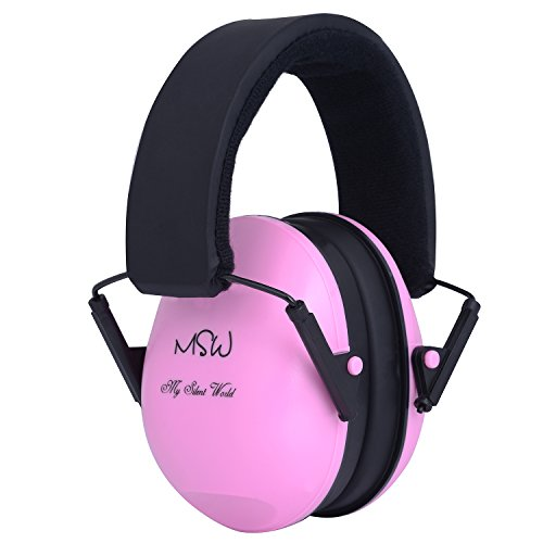 Ear Defender Ear Muffs Adjustable Noise Cancelling Headph...