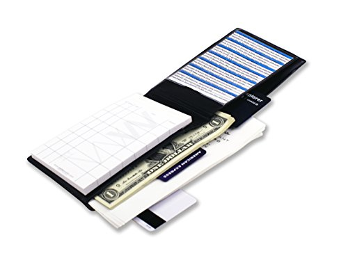 (Waiter Wallet Jr. | Server Organizer Book and Order Pad | Pocket Sized Design)