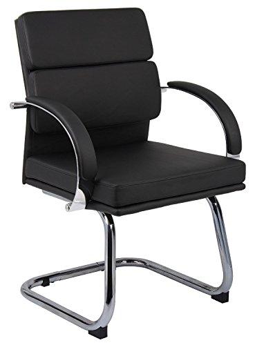Amazon.com: Boss B9409 BK Caressoftplus Executive Series Chair: Kitchen U0026  Dining