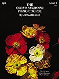 The Older Beginner Piano Course, Level 1, James Bastien, 0849750296